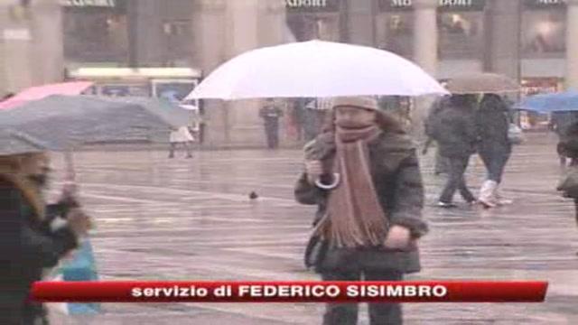 Il maltempo torna a flagellare l'Italia