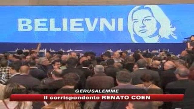 Elezioni Israele, vince Tzipi Livni per un seggio
