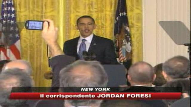 Staminali, la svolta di Obama: via il veto alla ricerca