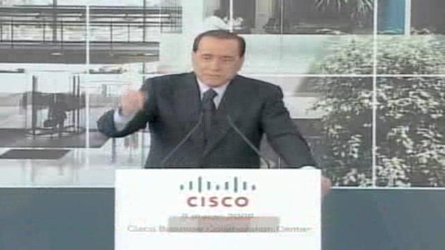 Berlusconi: la crisi passerà senza creare miseria