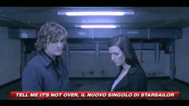Tell me it's not over, il nuovo singolo di Starsailor