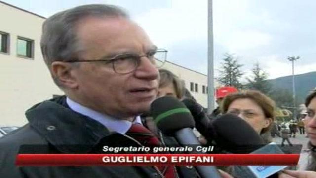 1 Maggio, sindacati all'Aquila senza cortei e bandiere
