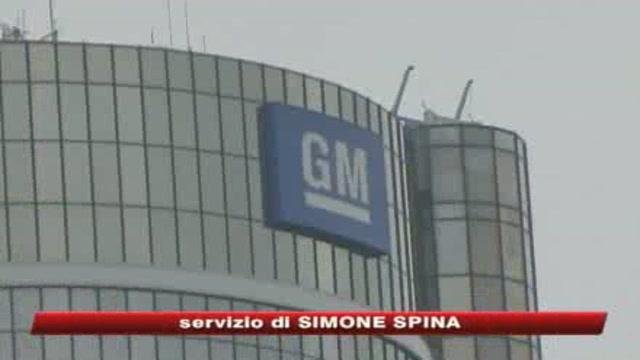 Usa, oggi la bancarotta di General Motors