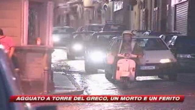 Camorra, agguato a Torre del Greco: ucciso un 54enne