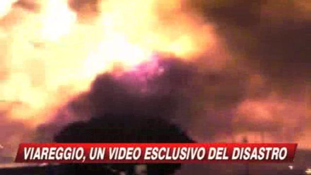 Viareggio, nuovo video IN ESCLUSIVA