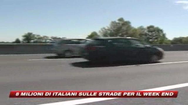 Prime partenze agosto, milioni d'italiani in viaggio