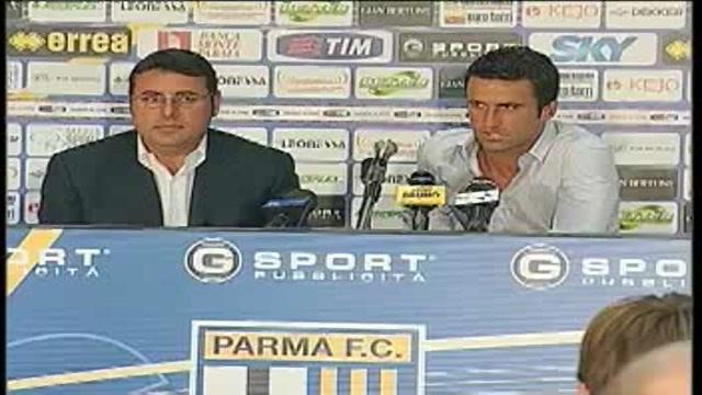 Panucci al Parma