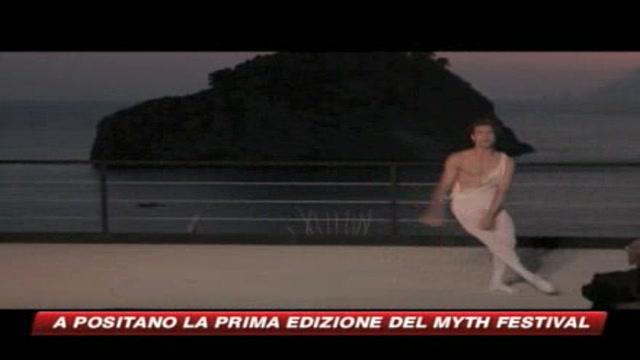 A Positano il balletto incanta come le antiche serene
