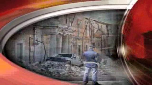 Osservatorio Abruzzo, perdere il lavoro dopo il sisma