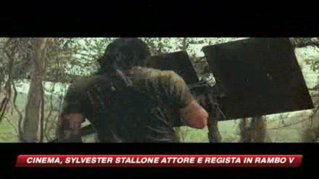 Stallone ancora Rambo, arriva il quinto episodio