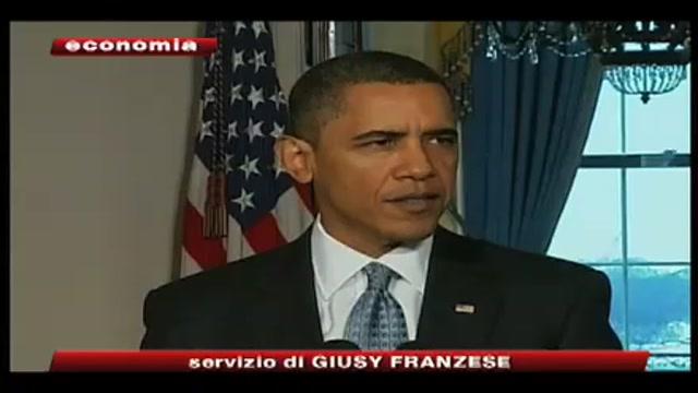 Obama: una finanziaria da 3.800 miliardi di dollari