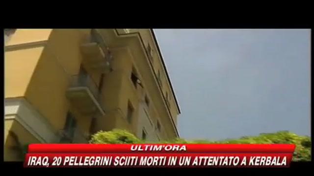 Delitto di via Poma, la ricostruzione dell'omicidio di Simonetta Cesaroni