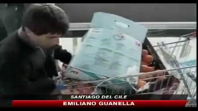 Terremoto in Cile, i morti sono almeno 700