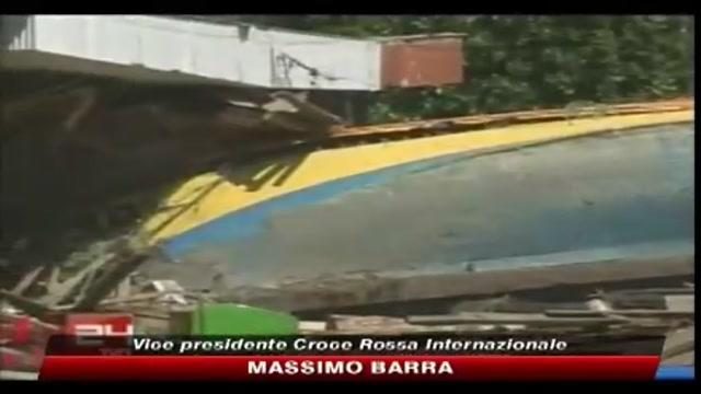 Cile: interviene Massimo Barra, vice presidente Croce Rossa Internazionale