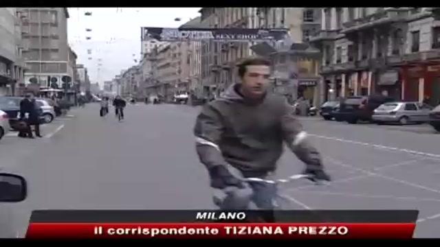 Blocco del traffico a Milano: il giudizio dei milanesi