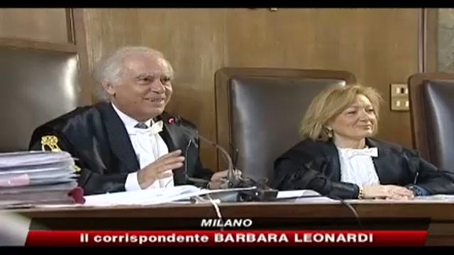 Processo Mediaset, i giudici di Milano, no a legittimo impedimento