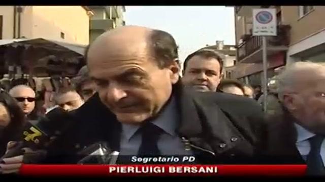 Dichiarazioni di Pier Luigi Bersani