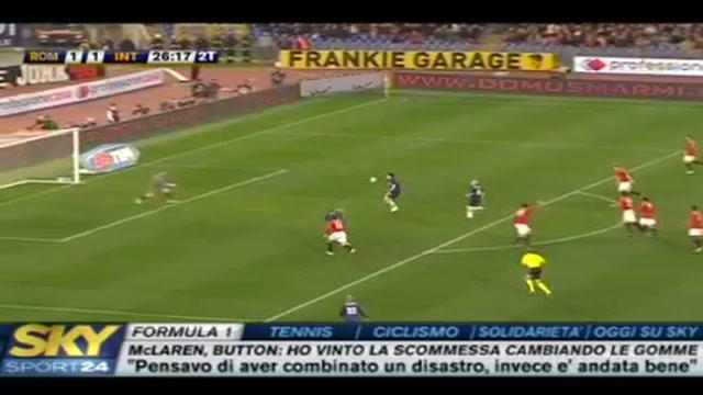 Roma-Inter, le pagelle della Roma, Ranieri 8
