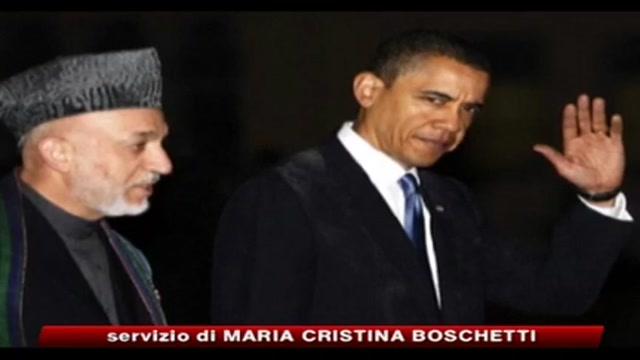 Visita a sorpresa di Obama in Afghanistan
