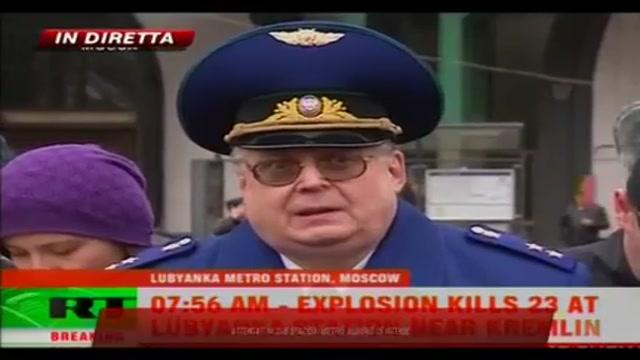 Attentato Mosca: le vittime sono almeno 35