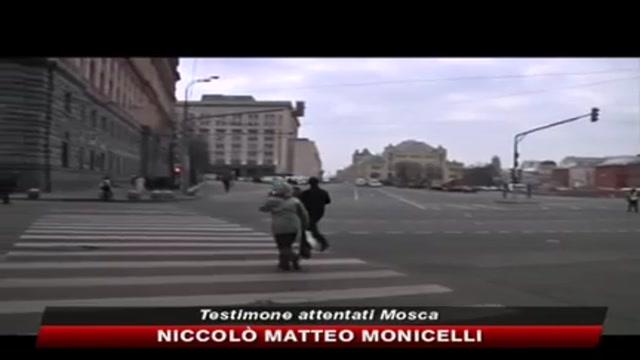 Attentato metro di Mosca, la testimonianza di un passeggero