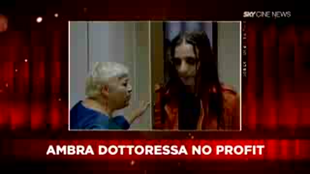 SKY Cine News: intervista ad Ambra Angiolini
