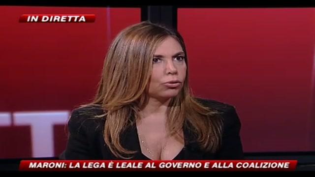 Intervista a Roberto Maroni (parte 2a)