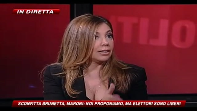 Intervista a Roberto Maroni (parte 5a)