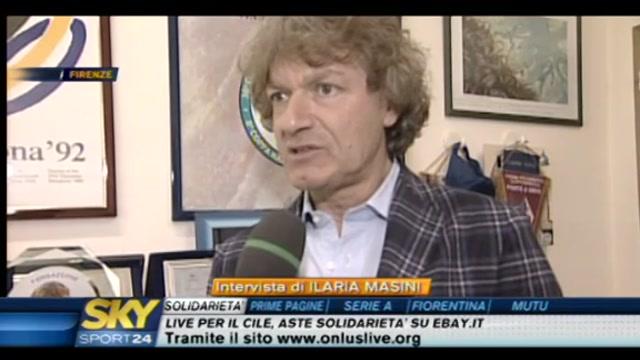 Giancarlo Antognoni e la Fiorentina
