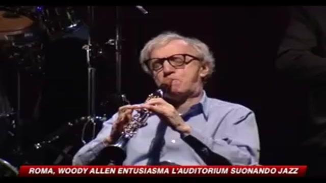 Il clarinetto di Woody Allen