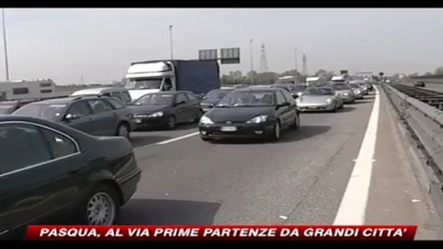 Pasqua, previsto aumento del traffico