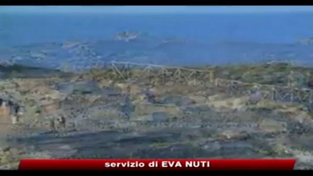 Crollo Ventotene, Polverini dichiara lo stato di calamità