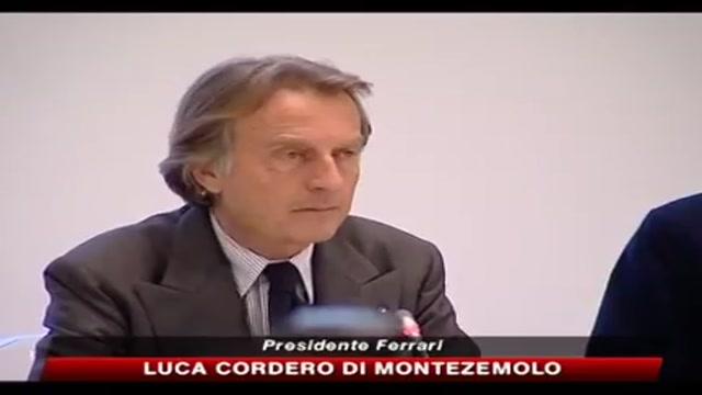 Fiat, Montezemolo, concluso mio ruolo di traghettatore