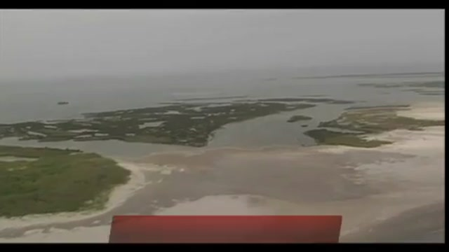 Marea nera, stato emergenza in Louisiana, Alabama e Florida