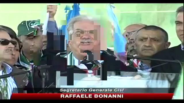 Raffele Bonanni parla da Rosarno: l'Italia senza immigrati si fermerebbe