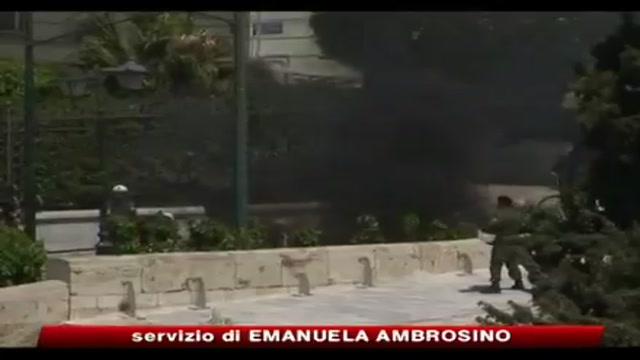 Primo maggio, cortei in Grecia contro misure Austerity
