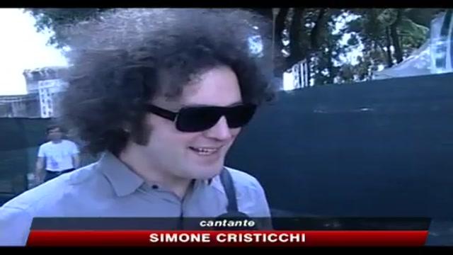 Concerto 1°maggio, parla Simone Cristicchi