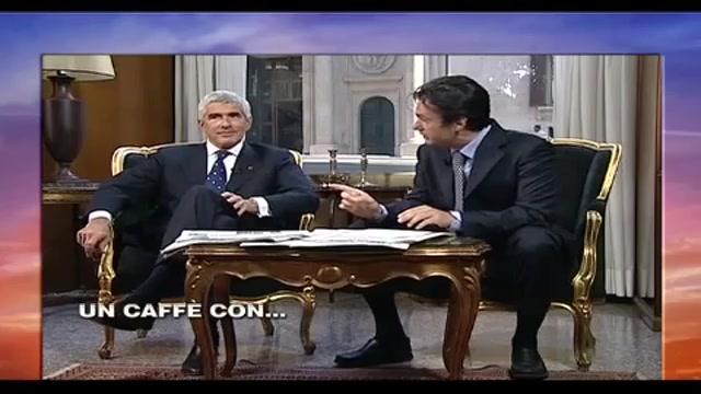 Un caffè con... Pier Ferdinando Casini