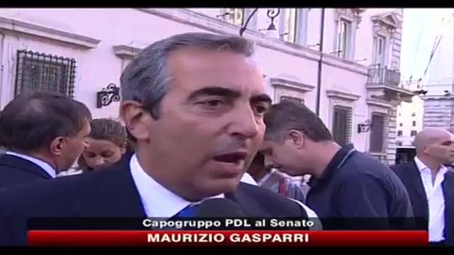 Cosentino, Gasparri: una scelta responsabile