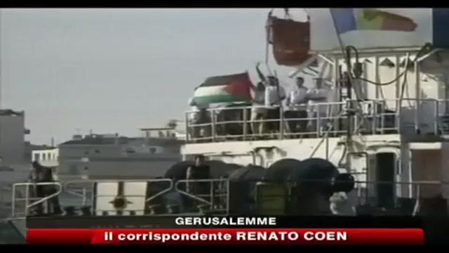 Gaza, la nave libica con aiuti in arrivo in Egitto