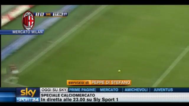 Ronaldinho e Milan, futuro incerto