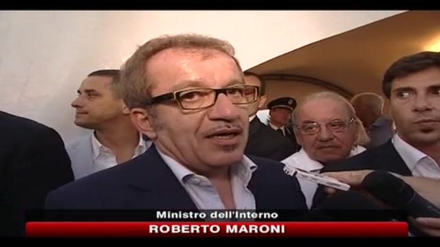 Mafia, Maroni: Governo non abbassa la guardia