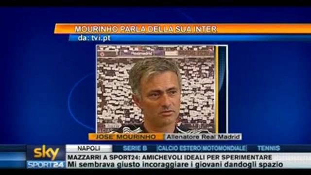 Mourinho: La mia Inter era fantastica. Ma non la migliore