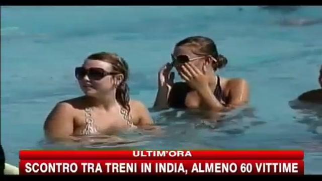 Argentina, Buenos Aires, emergenza freddo