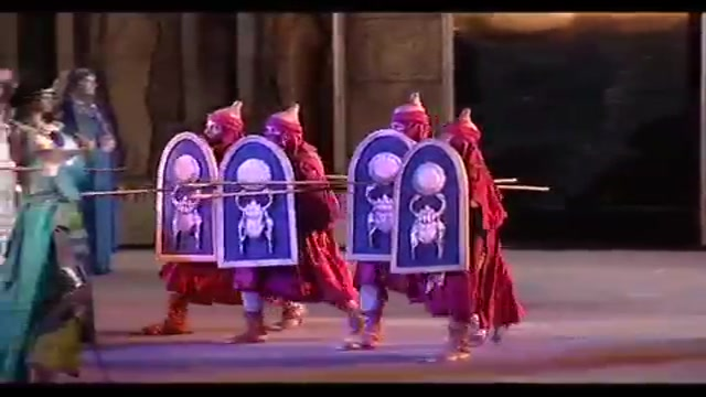 L'Aida di Verdi inaugura la stagione estiva a Caracalla