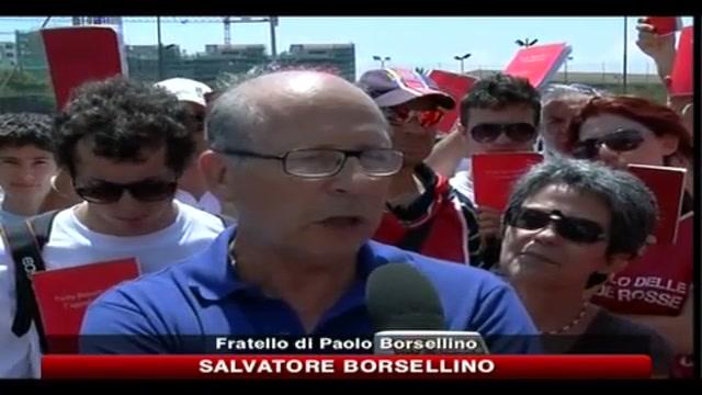 Salvatore Borsellino: Non vogliamo presenza istituzioni