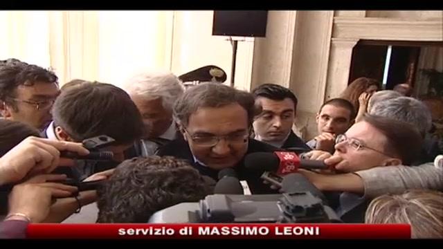 Fiat, Chiamparino chiama Marchionne