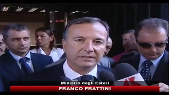 Frattini: legalità è pilastro del Pdl