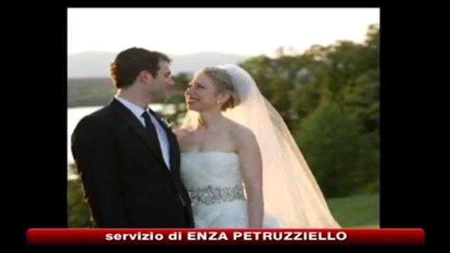 USA, Chelsea Clinton ha sposato Marc Mezvinski