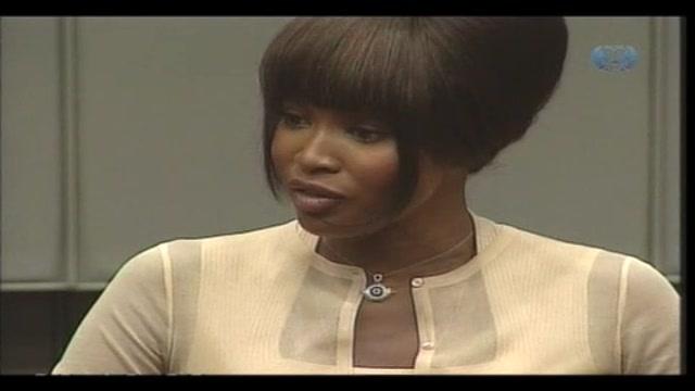 Crimini Sierra Leone, Campbell: Taylor mi diede diamanti